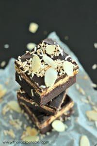 Nanaimo Fudge Brownies