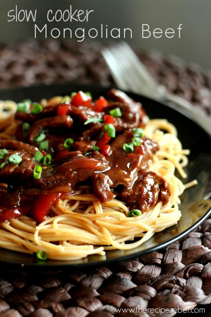 SC Mongolian Beef
