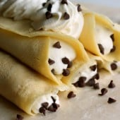 Cannoli Crepes