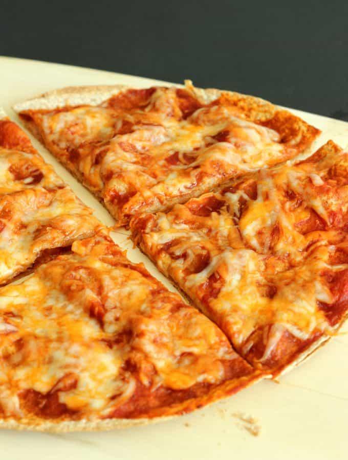 Hawaiian Pizzadillas