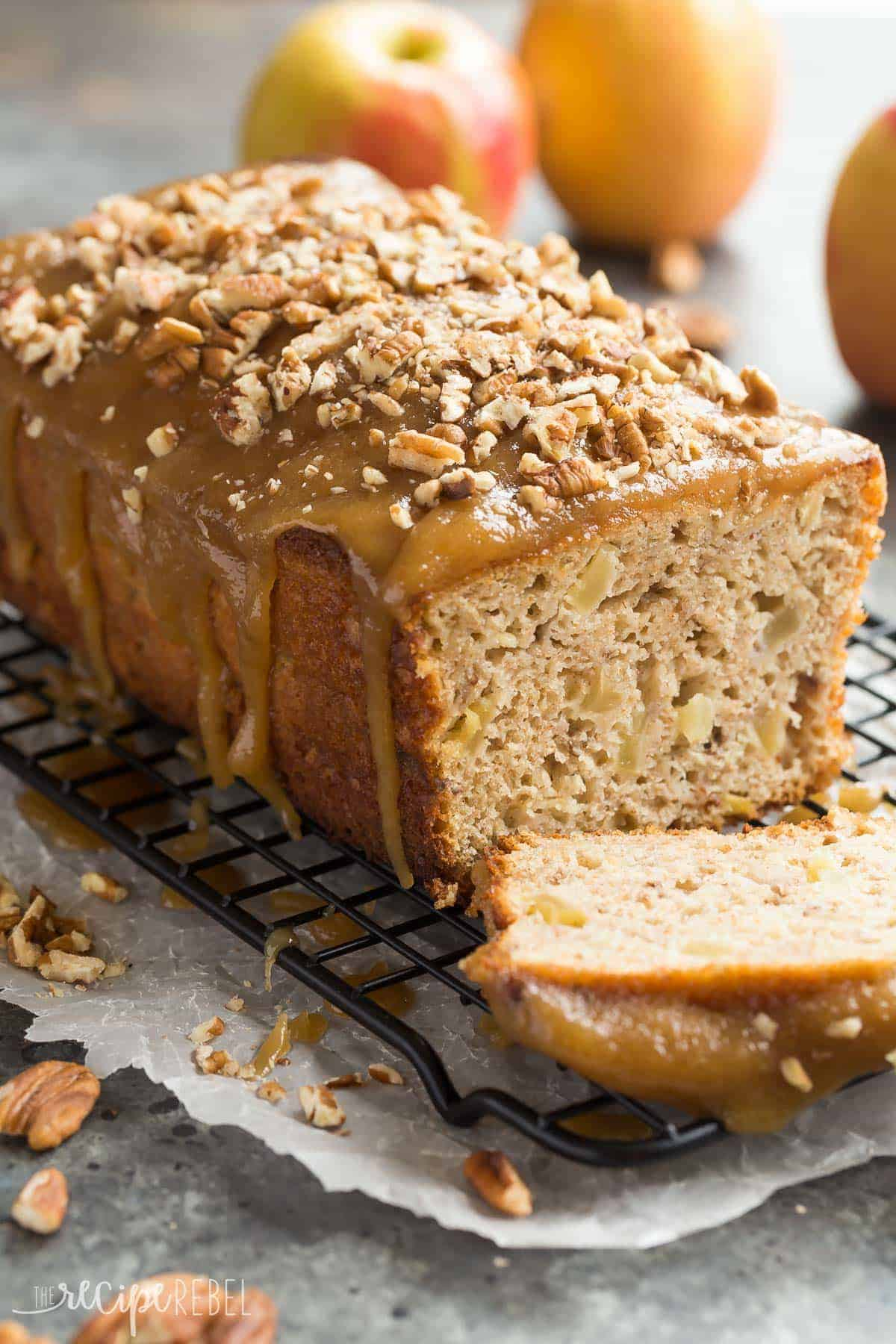 Praline apple bread my recipes sweepstakes