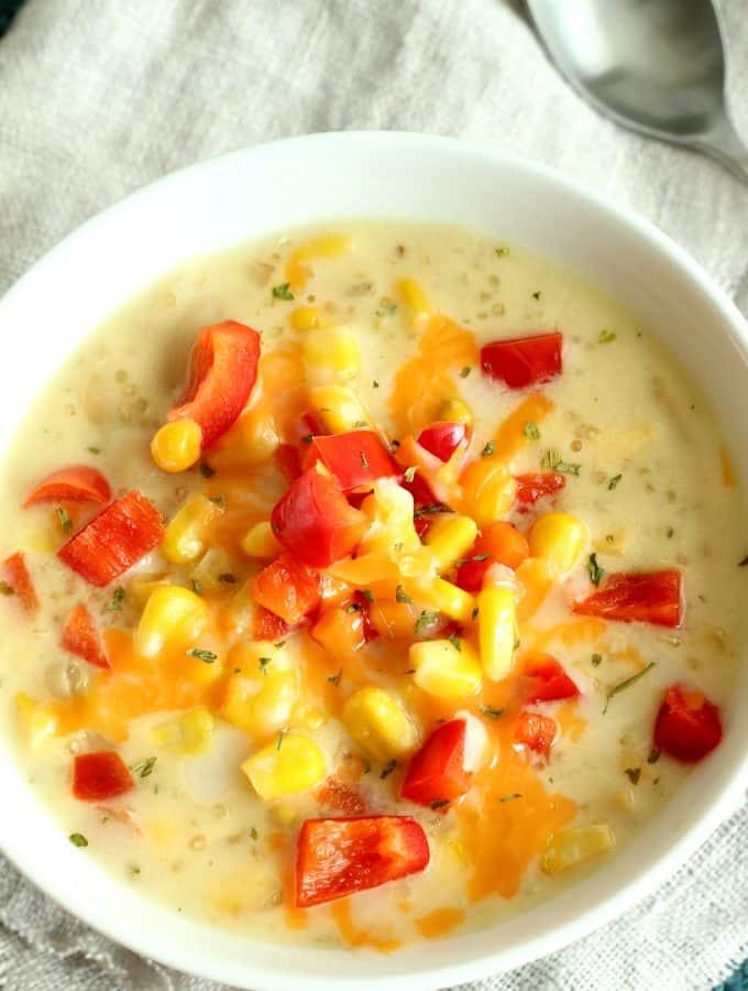 quinoa corn chowder 3