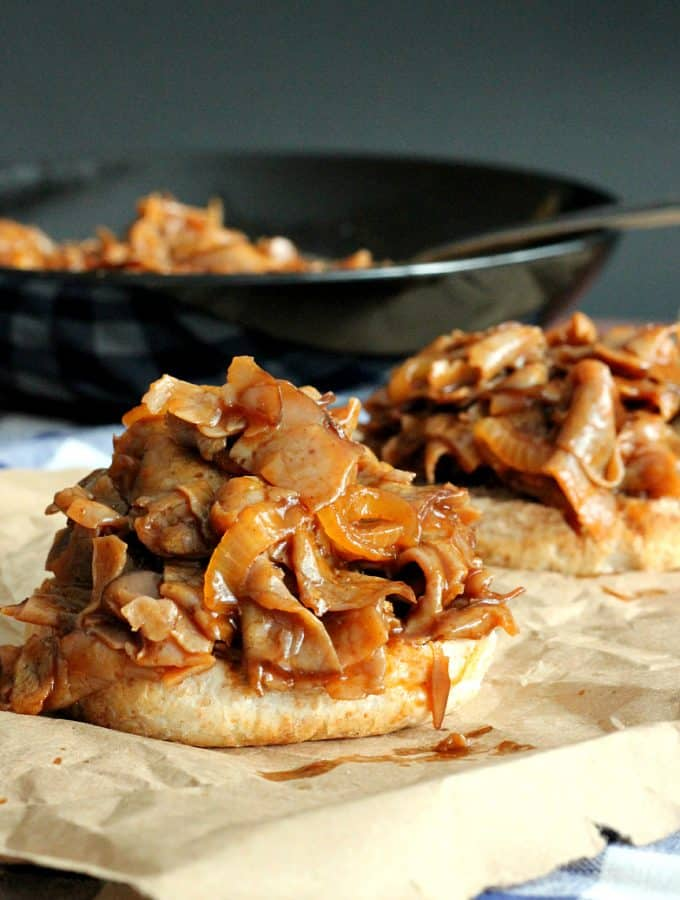15-Minute BBQ Beef Sandwiches
