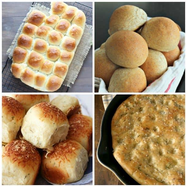 Thanksgiving Breads