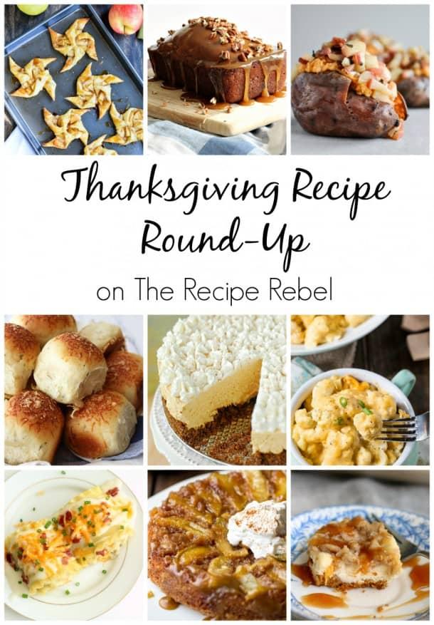 Thanksgiving Round Up The Recipe Rebel2