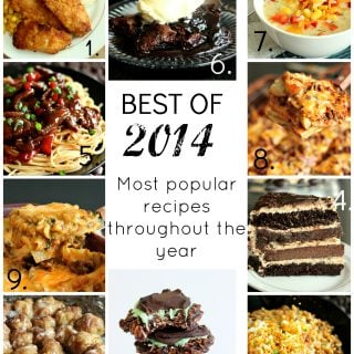 Best Recipes of 2014!