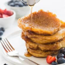caramel french toast syrup