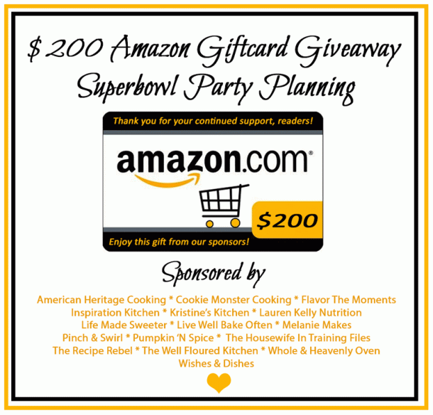 January 2015 Giveaway