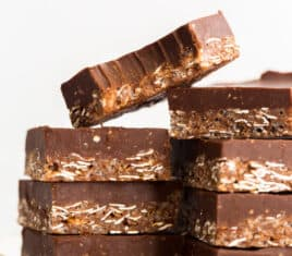 crunch bars with bite