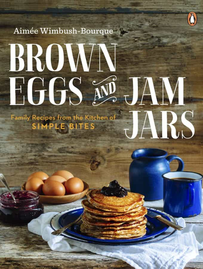 Brown Eggs and Jam Jars Blog Hop and Giveaway