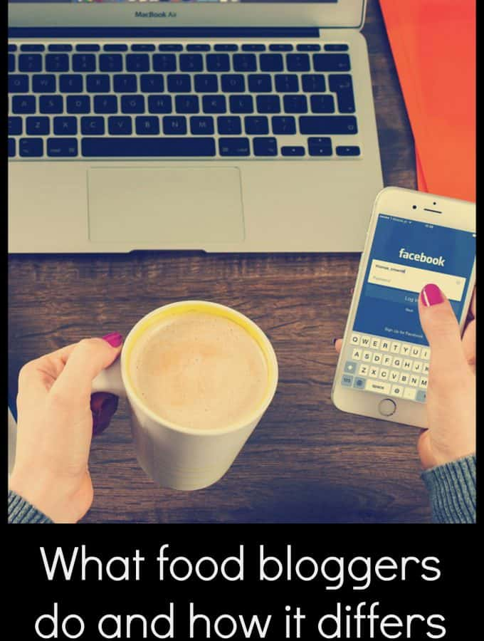 What Food Bloggers Really Do