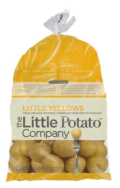 5 lb bag - Little Yellows CDN
