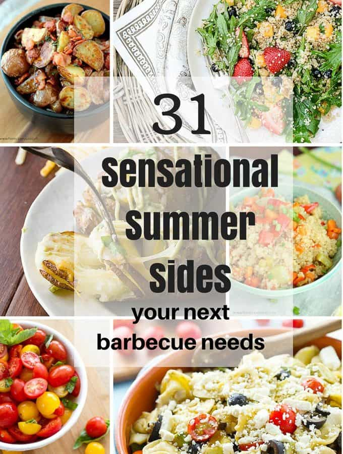 31 Sensational Summer Sides Your Next Barbecue Needs