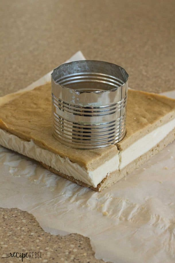 Maple Walnut Blondie Ice Cream Sandwiches www.thereciperebel.com 2