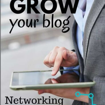 How to Grow Your Blog: Networking Tips for New Bloggers: