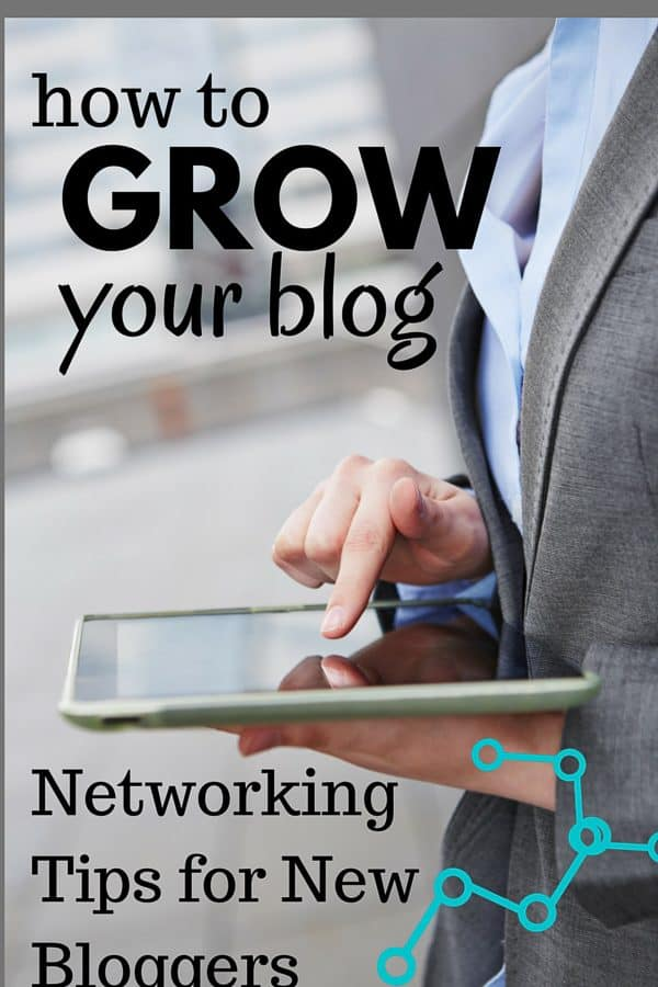 How to Grow Your Blog: Networking Tips for New Bloggers