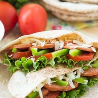 Pizza Pitas: 30 Minute Thursday!