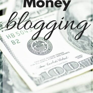 How I Make Money Blogging and How It's Different For Me as a Canadian, plus ways I'm looking to branch out this year! www.thereciperebel.com
