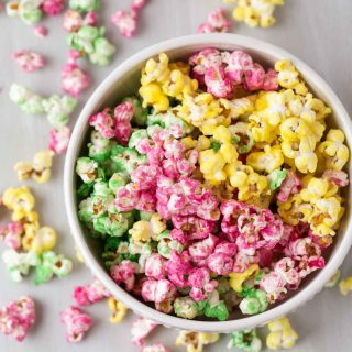 Grandma's Candy Popcorn Recipe + VIDEO