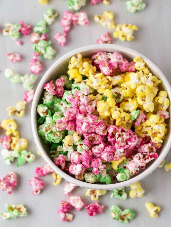 Grandma's Candy Popcorn and a Giveaway!