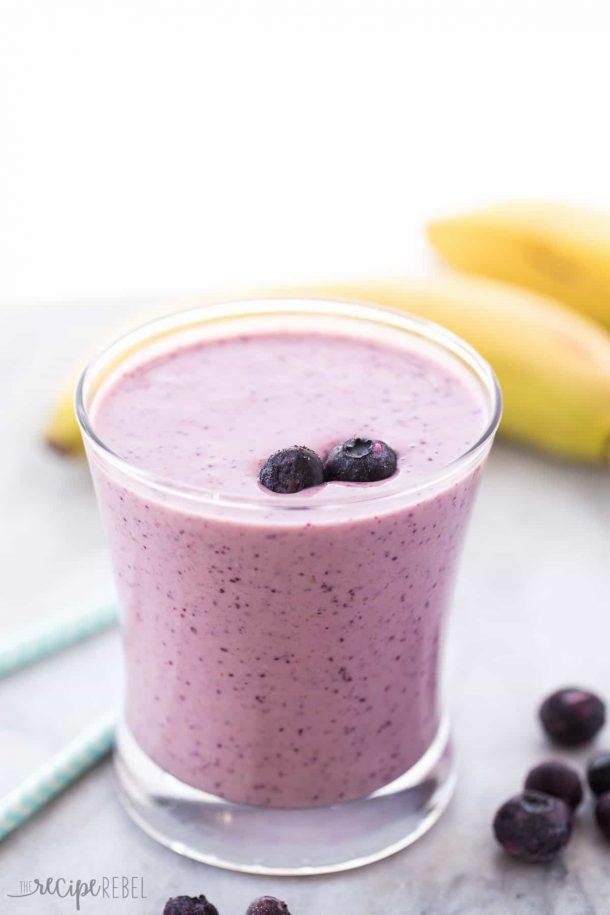 metabolism boosting smoothie