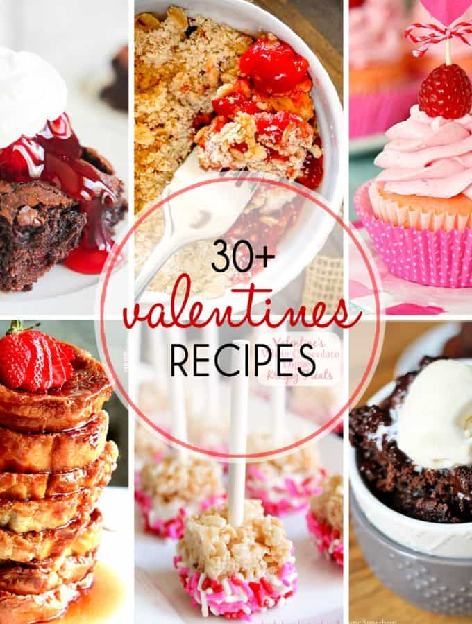 30+ Valentine's Day Recipes