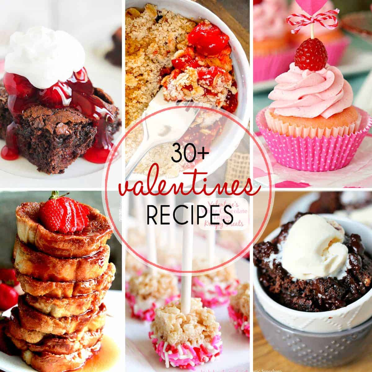 Valentine S Day Cake Recipes Pictures : 30+ Valentine s Day Recipes: easy sweet treats!