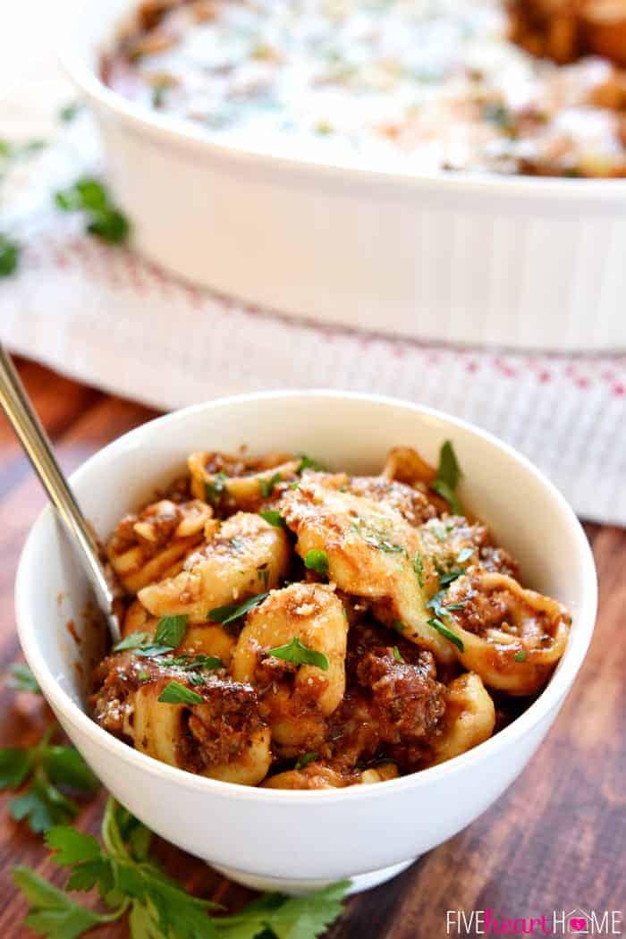 Beefy-Cheesy-Baked-Tortellini-Pasta-Dinner-Recipe-by-Five-Heart-Home_700pxScene