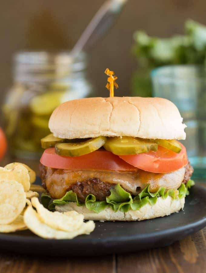 The Best Burgers