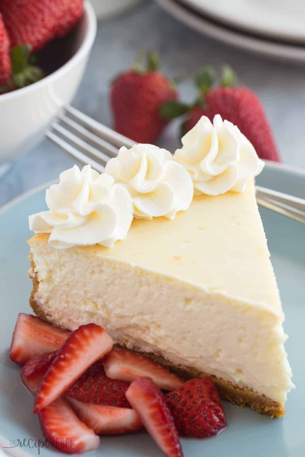 How To Make Baked Cheese Cake Creamy
