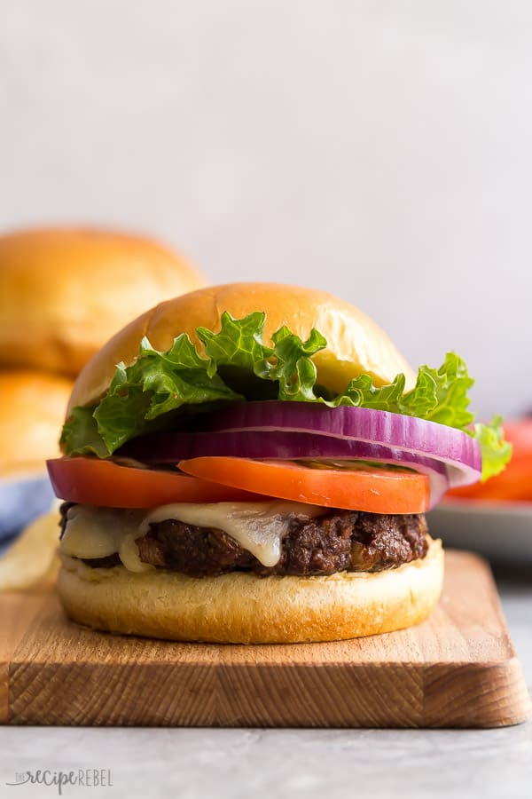 The Best Burgers Recipe So Flavorful The Recipe Rebel