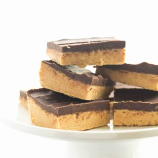 Better No Bake Chocolate Peanut Butter Bars