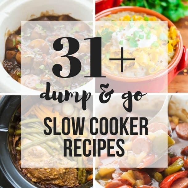 19 Dump And Go Slow Cooker Recipes Crock Pot Dump Meals