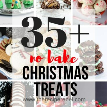 no bake easy christmas treats