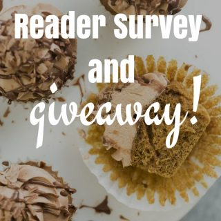 Reader Survey and Amazon Giveaway: January 2017