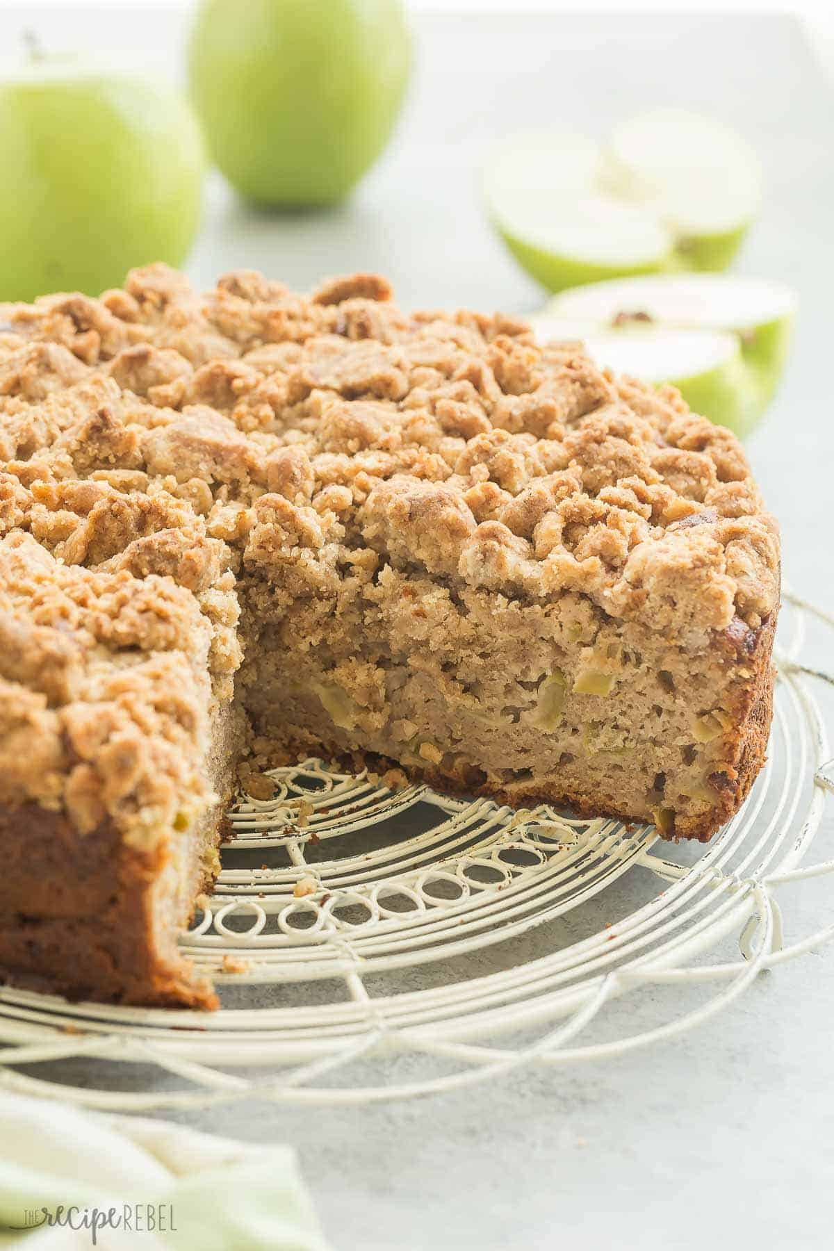 Best Make Ahead Coffee Cake