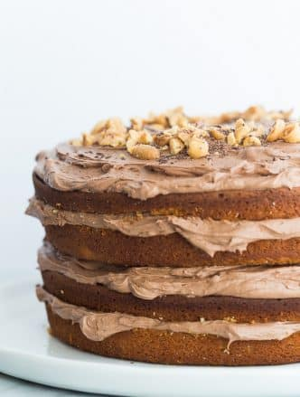 peanut butter cake whole