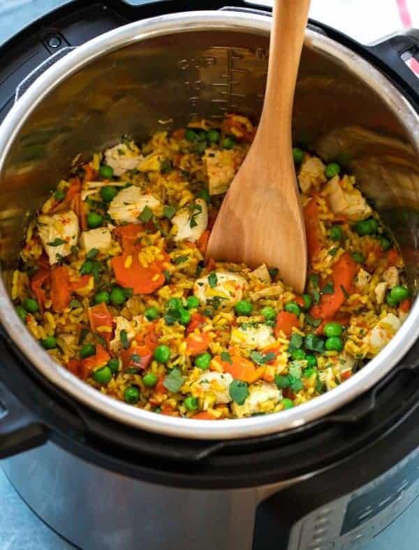 21 Easy Instant Pot Chicken Recipes Pressure Cooker Chicken Recipes