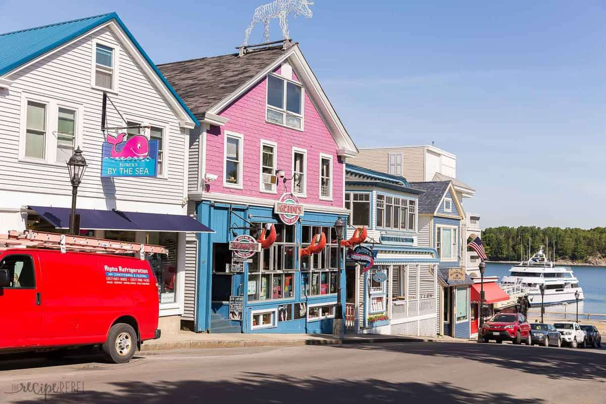 Bar Harbor Maine Family Friendly Restaurants And Activities
