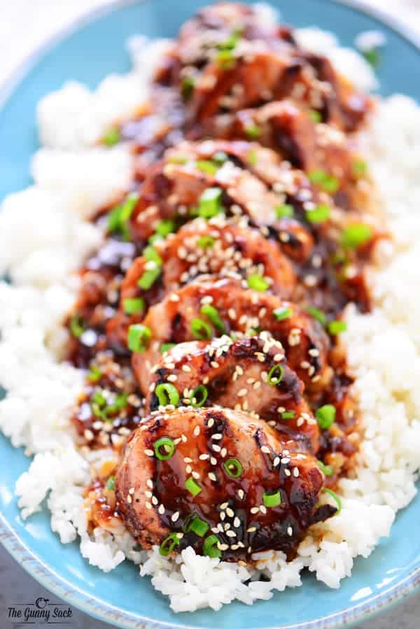 pork tenderloin recipes sesame