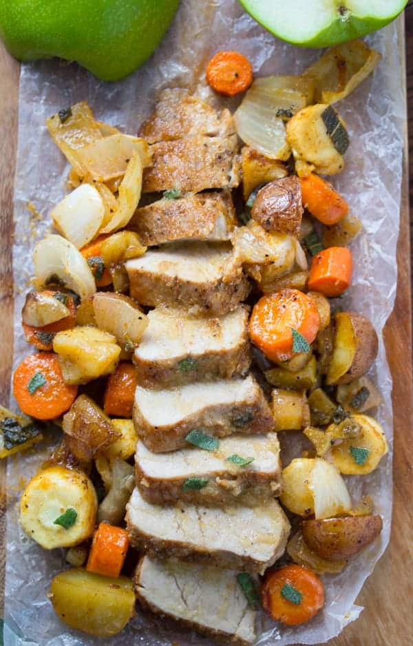 pork tenderloin recipes with root vegetables