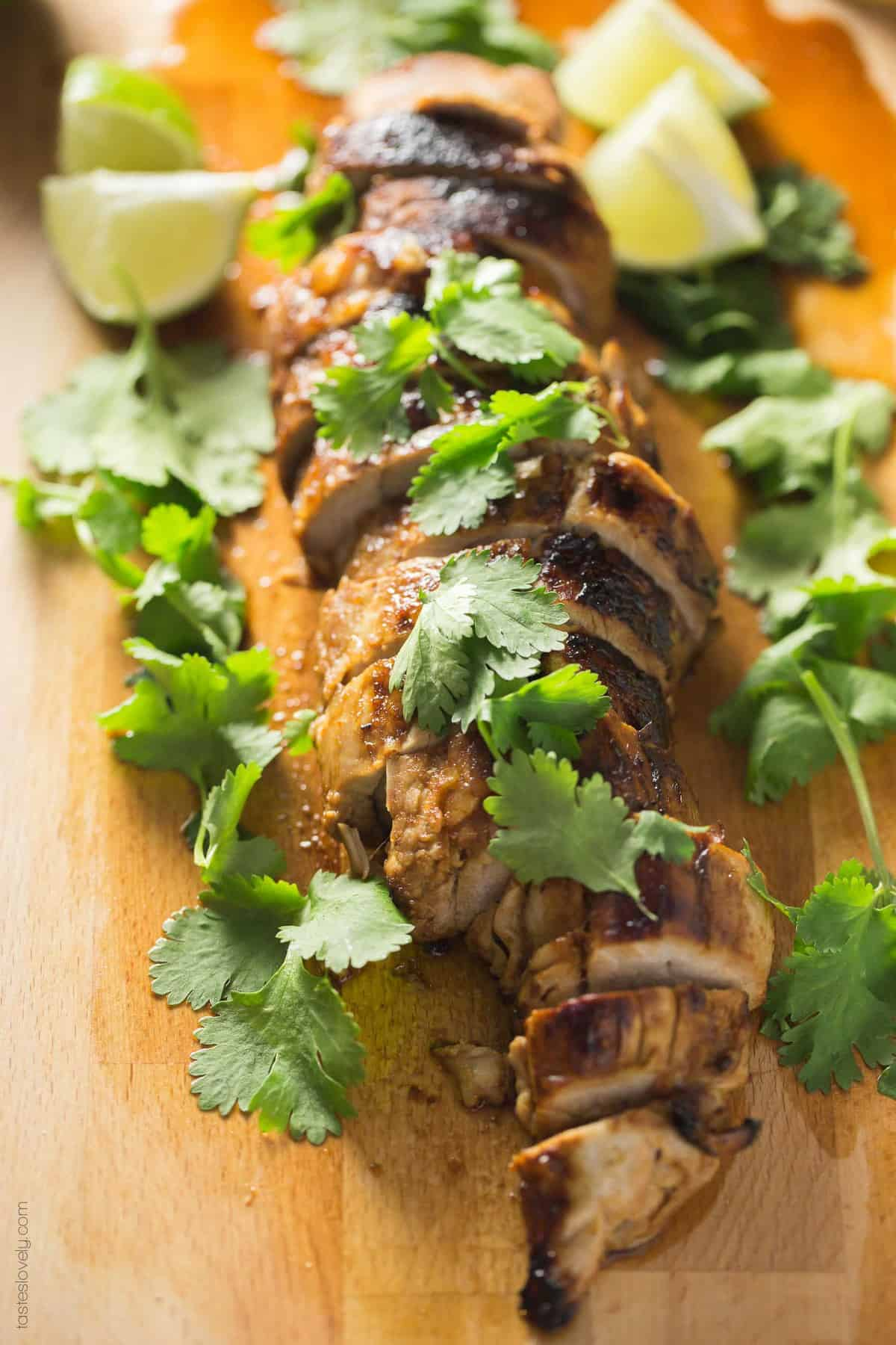 paleo pork tenderloin recipes