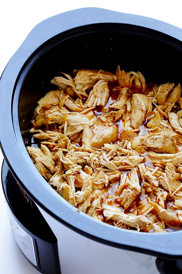 crockpot chicken carnitas