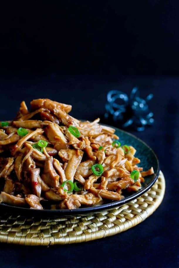 slow cooker hoisin chicken