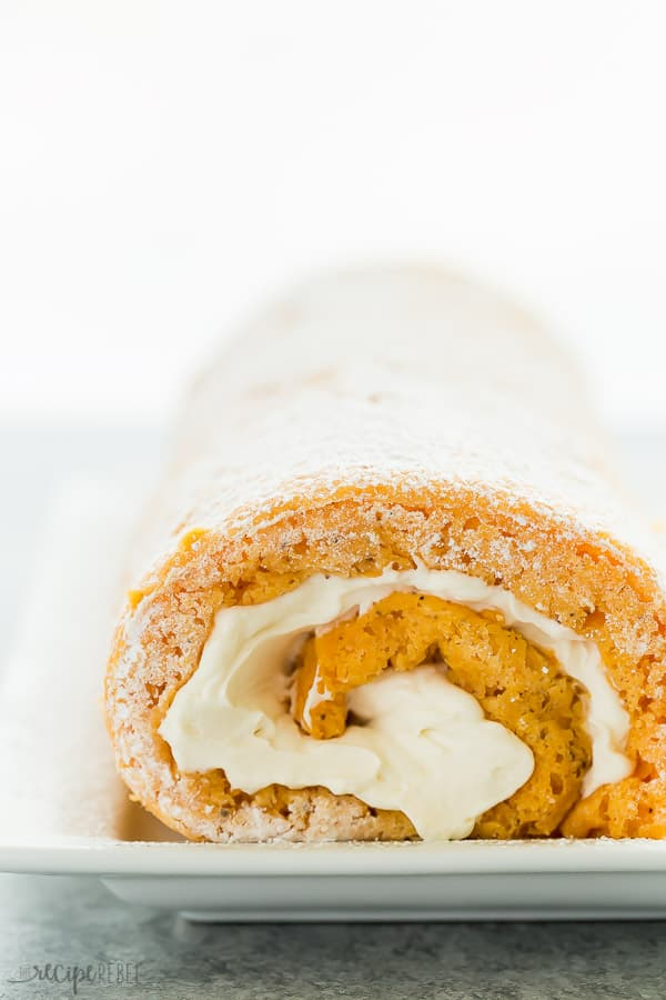pumpkin roll whole