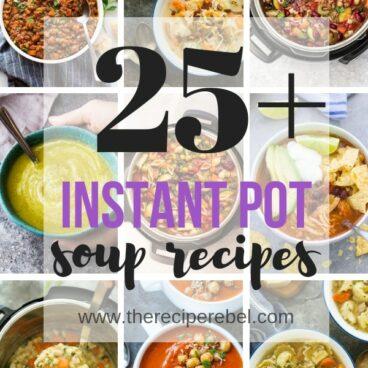 instant pot soup recipes picture fb