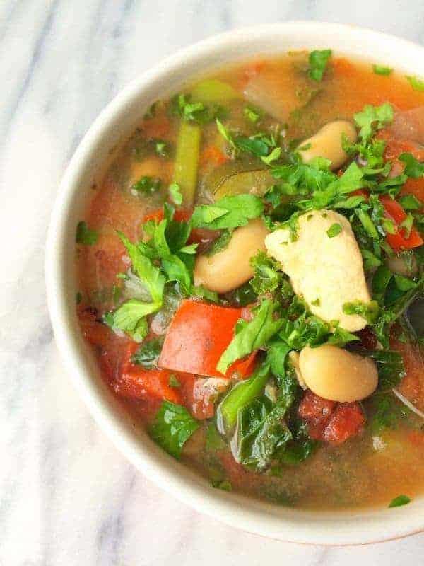 italian chicken crockpot soup