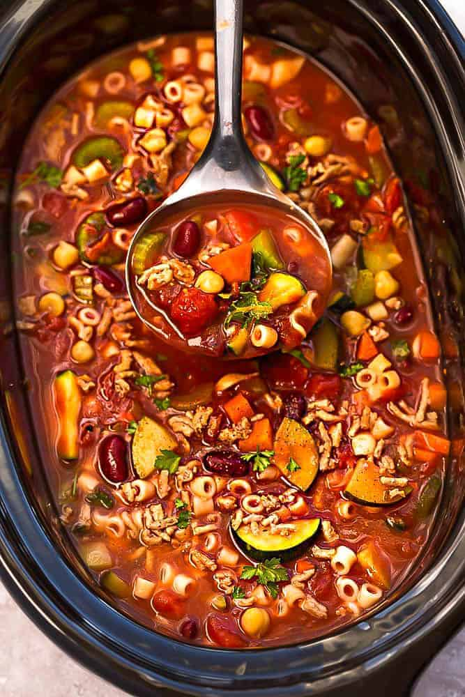 30 Crockpot Soup Recipes Easy And Delicious The