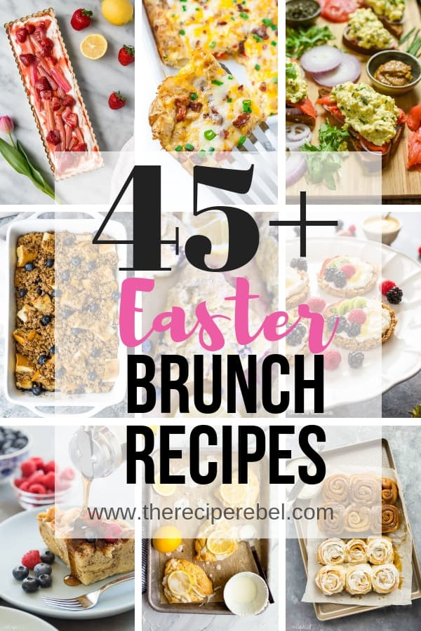 easter brunch recipes collage sm