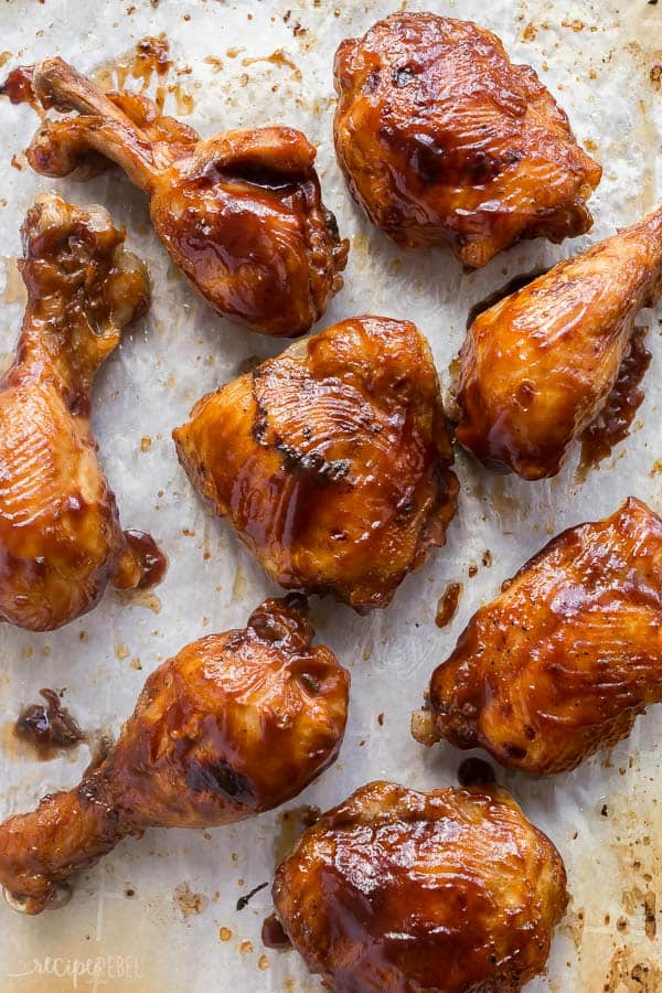 How to cook bbq chicken thighs in instant pot